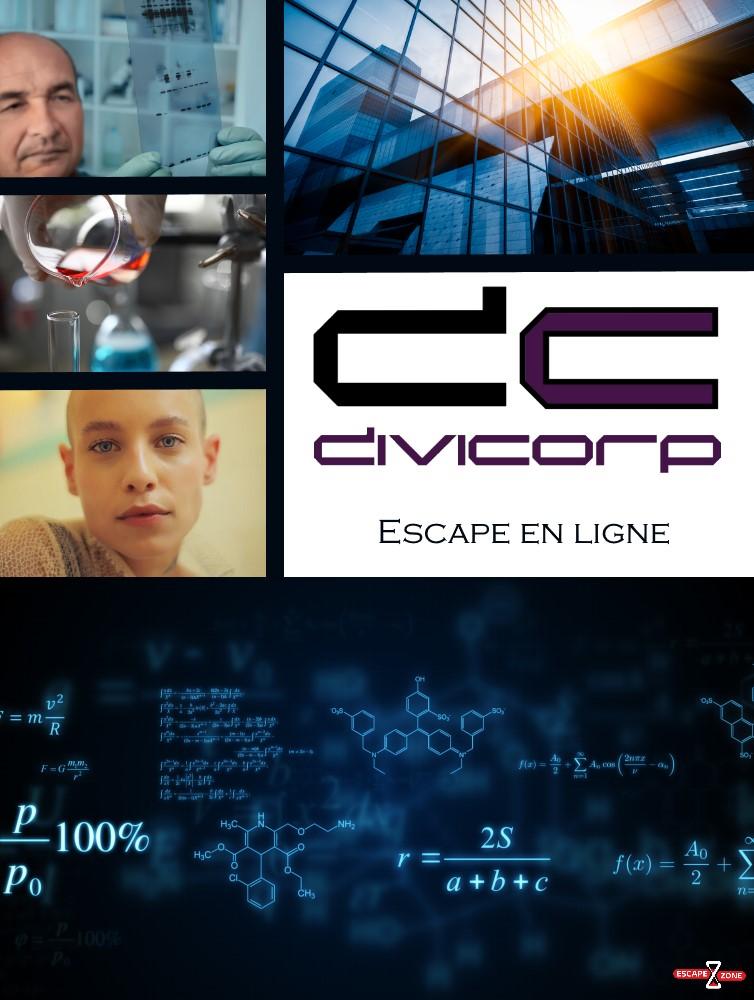 escape game divicorp