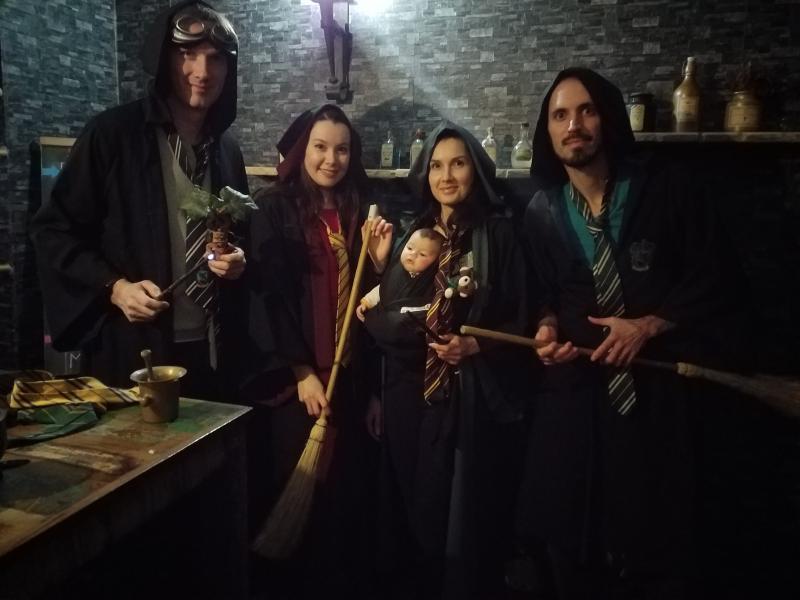 Académie des sorciers