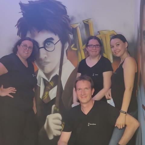 Harry P. à l'école des sorciers