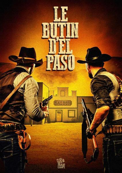 Le butin d'El Paso