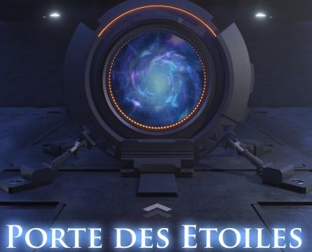 logo escape game stargate